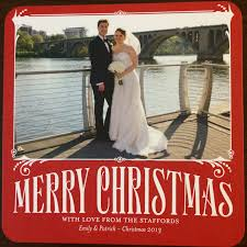 Newly Wed Christmas Card Newlywed In The City 2013 Christmas Card