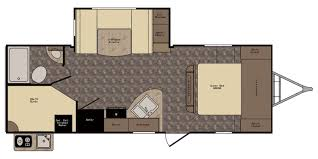 Salem Rv Floor Plans by 2017 Crossroads Sunset Trail Super Lite 240bh Travel Trailer 3687