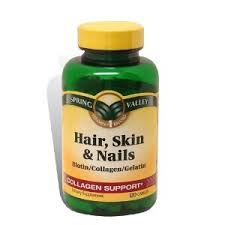 best hair skin and nails vitamins the nail collections