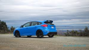future ford cars 2017 ford focus rs review sideways seduction slashgear