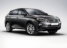 lexus suv rx 450h the lexus rx 450h provides high quality and reduced tax