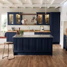 kitchen cabinet doors belfast fairford navy kitchen fitted kitchens howdens