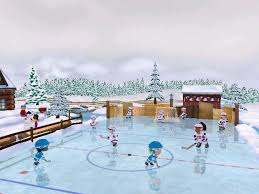 Backyard Hockey Download Backyard Hockey 2005 Game Giant Bomb