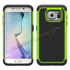 Samsung Galaxy Rugged Hybrid Dual Layer Impact Rugged Shockproof Case Cover For Samsung