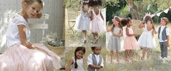 tenue enfant mariage robes de baptême et de mariage pour enfant