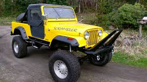 postal jeep lifted jeep scrambler for sale in united states cj 8 north american
