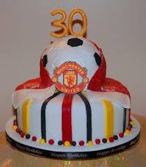 manchester united football team logo cakes cupcakes mumbai 24