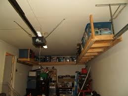 garage racks ceiling lader blog