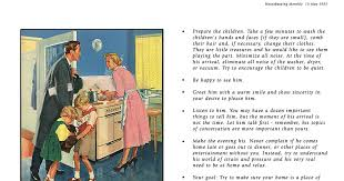 28 good housewife guide the good wife s guide from the 50s
