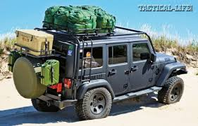 jeep rubicon 4x4 4 door jeep wrangler 4x4 jk built for bug out tactical rides