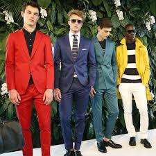 tommy hilfiger s presentation at new york fashion week men s