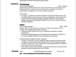 Construction Project Manager Resume Examples Writing A Cover Letter Project Manager