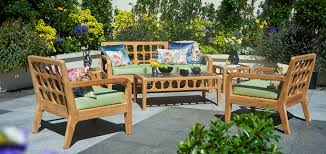 home decor cozy teak patio set perfect with restore weathered
