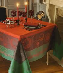 Fine Table Linens by Garnier Thiebaut Table Linens Autumn Holiday U0026 Winter Linens