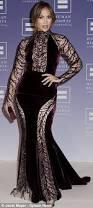 Morticia Addams Halloween Costume Jennifer Lopez Dons Morticia Addams Esque Dress U0027s Honoured