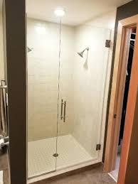 Frame Shower Door Shower Semi Frameless Shower Glass Door Doors Naples No Frame