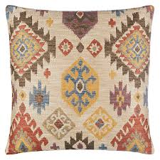 John Lewis Cushions And Throws Buy John Lewis Kelim Ikat Cushion Multi John Lewis
