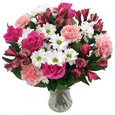 white bouquet clare florist precious pink and white bouquet gorgeous fresh pink