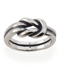 avery heart knot ring avery knot ring dillards