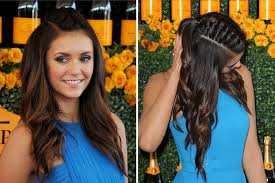 best holiday hairstyle ideas teen vogue