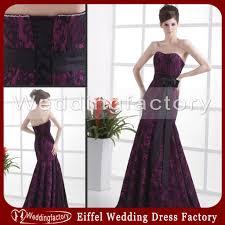 tie dye wedding dress purple and black lace tie dye wedding dresses mermaid strapless
