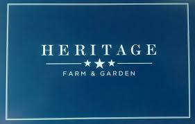 my new gig at heritage farm u0026 garden