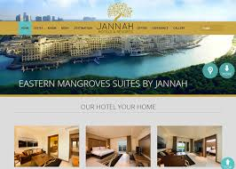 hotel website design flat website design exles for inspiration web design