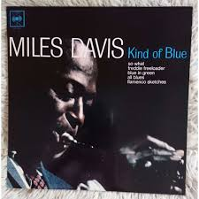 kind of blue french 67 u0027 press by miles davis lp with