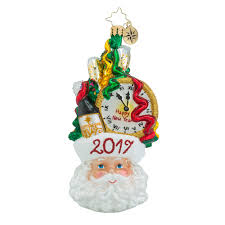 2016 happy new years ornaments dated 2017