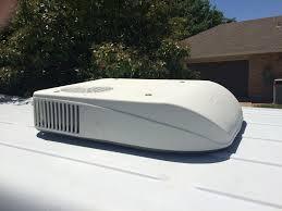 adding a rear rooftop ac to a sprinter van sprinter camper