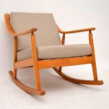Armchair For Sale Fresh Amazing Retro Chrome Rocking Chair 10988