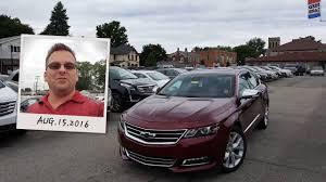 nissan impala 2017 2017 chevrolet impala premier for richard youtube