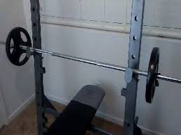 Best Weight Bench Brands Gold U0027s Gym Xr 10 1 Olympic Weight Bench Review Youtube