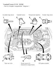 v6 engine diagram vectra wiring diagrams instruction