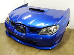 bugeye subaru stock jdm subaru front end conversion gc8 versions 7 9 legacy