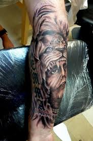 mully tattoo tattoos ethnic native american indian chief