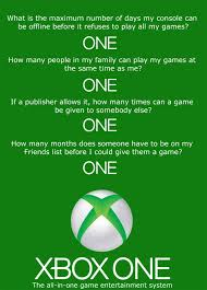 Xbox One Meme - five xbox one memes that are actually scaring people