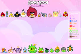 Angry Birds Memes - angry birds shipping meme blank ver 5 by crystalstars350 on