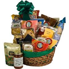 food basket gifts nuts and snacks gift basket snack basket with nuts