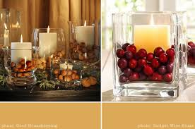 simple thanksgiving centerpieces at home with vallee