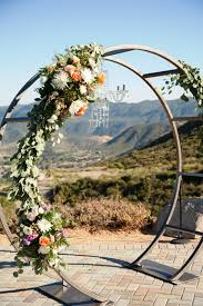 wedding ceremony arch circle arch 2 0 wedding party rentals and sales in san diego ca