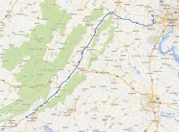 Dulles Terminal Map Cross Country Road Trip Day 6 Salem Va To Dulles Va