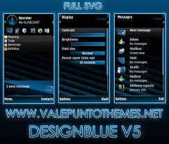 nokia x2 themes free download mobile9 collection of sparking blue abstract theme for nokia asha 302 c3 00
