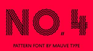 ornamental fonts typefaces by mauve type