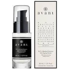 Qu Serum avant skincare r n a radical firmness anti ageing serum 30ml free
