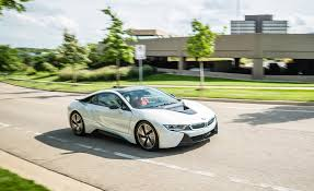 Bmw I8 Specs - 2017 bmw i8 in depth model review car and driver