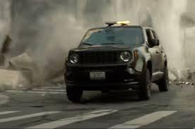 bruce wayne drives jeep renegade u201cbatman superman u201d motor