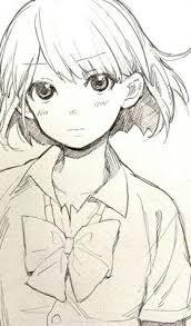 Cute Anime Hairstyles Anime Art Coat Scarf Earmuffs Cold