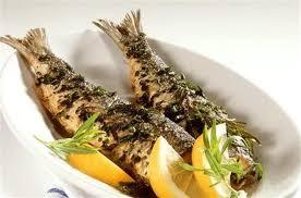 cuisiner le hareng harengs grillés au citron