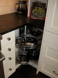 how to install lazy susan cabinet do you have any filler in between and how much if you do if you don